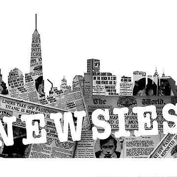 newsies by cyborgfirelord