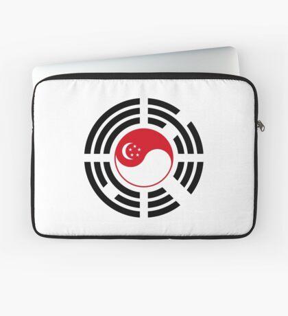 Korean Singapore Multinational Patriot Flag Series Laptop Sleeve