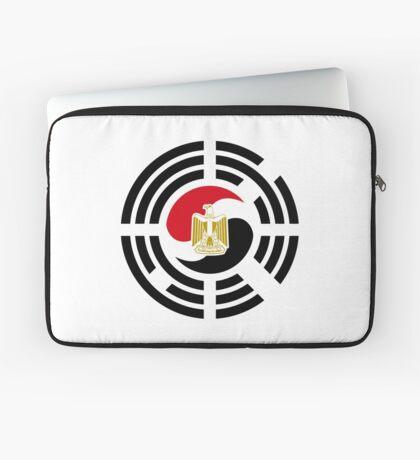 Korean Egyptian Multinational Patriot Flag Series Laptop Sleeve