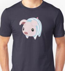 Poogie Piggie Monster Hunter Print Pj Pajama T-Shirt