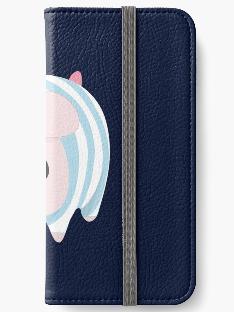 Poogie Piggie Monster Hunter Print Pj Pajama iphone case
