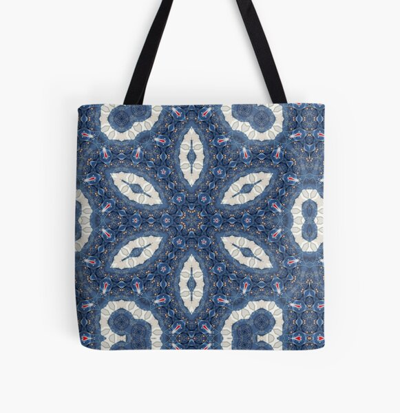 Forget me not Legacy All Over Print Tote Bag