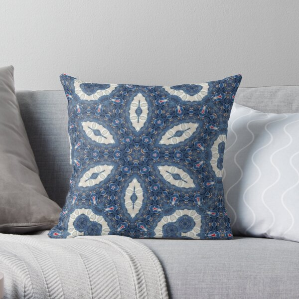 Forget me not Legacy Throw Pillow