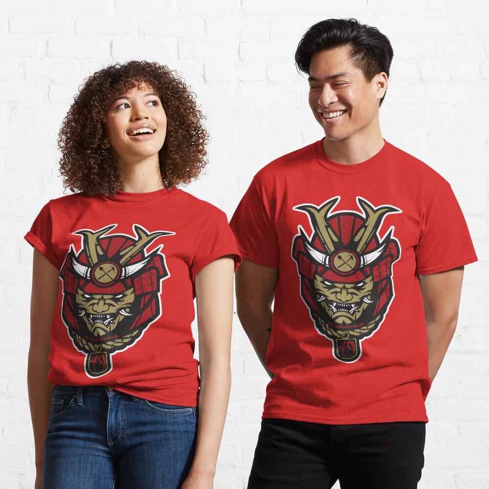 San Francisco Samurai Football Classic T-Shirt