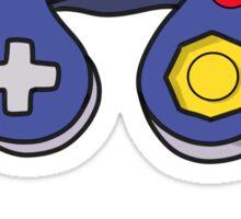 Nintendo Gamecube Controller Design Sticker