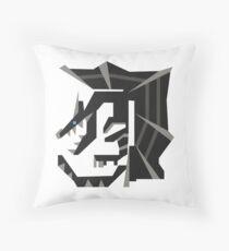 Kushala Monster Hunter Symbol Print Throw Pillow