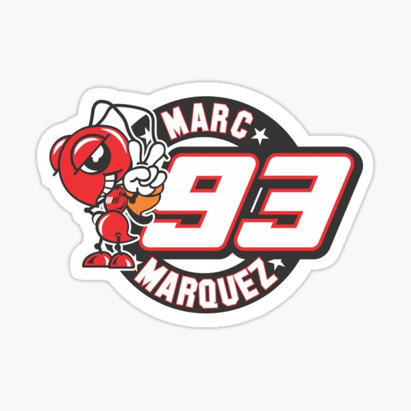 marc marquez 008 Sticker