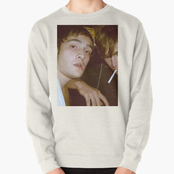 Ed Westwick and Chace Crawford Pullover Sweatshirt