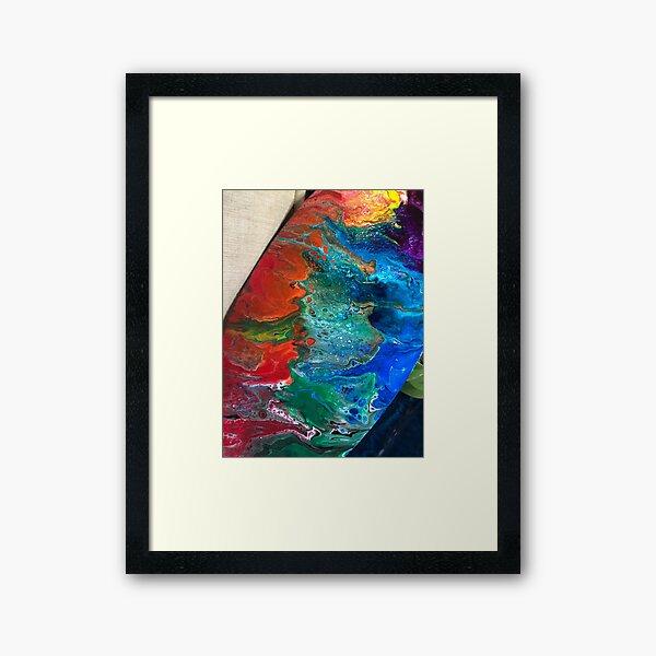 Rainbow Magic Framed Art Print