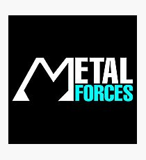 Metal Forces Photographic Print