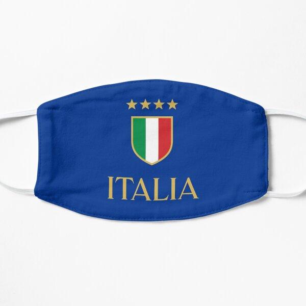 Italia Gold Flat Mask