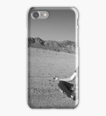 Mojave Meditation iPhone Case/Skin
