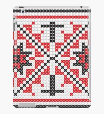 Traditional pattern illustration iPad Case/Skin