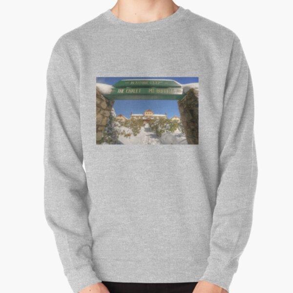 Mount Buffalo Chalet Pullover Sweatshirt