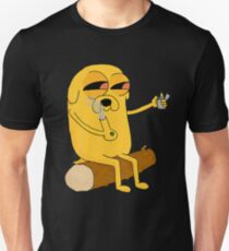 Jake Adventure Time High Unisex T-Shirt