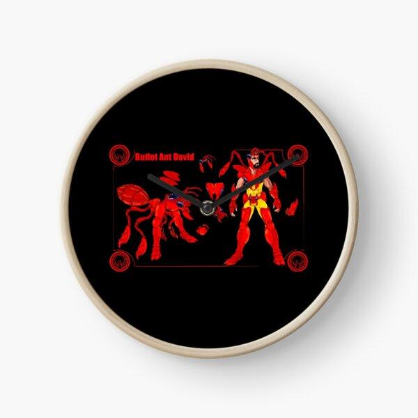Santo de la hormiga bala Reloj
