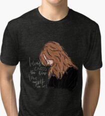 Kate Beckett Tri-blend T-Shirt