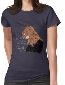 Kate Beckett Womens Fitted T-Shirt