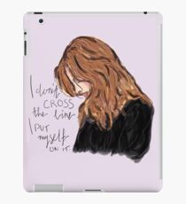 Kate Beckett iPad Case/Skin
