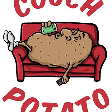 Couch potato by Stephen0C