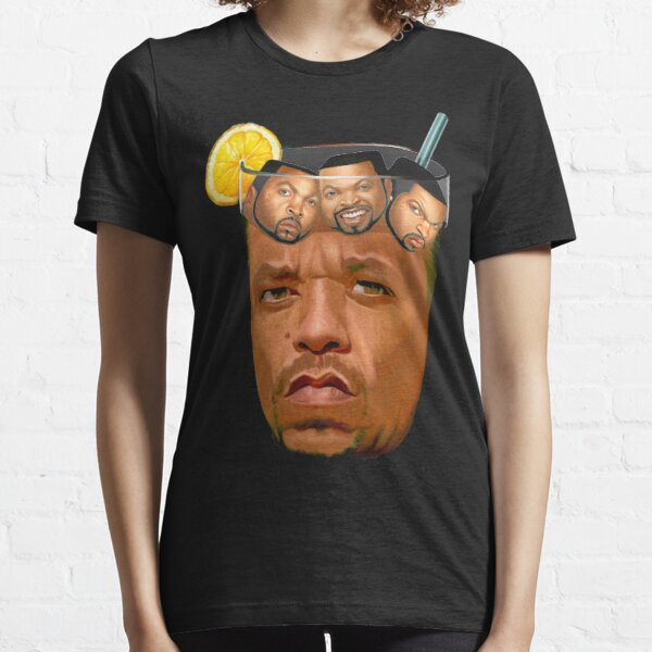 Ice T & Ice Cube T-Shirt, Ice Cube Rap Dope Essential T-Shirt