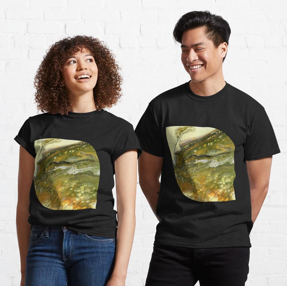 Alien Contemplating A Hillside Classic T-Shirt