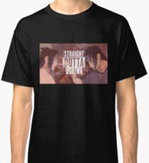 Straight Outta Uchiwa Classic T-Shirt