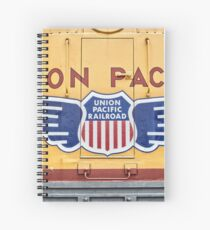 Union Pacific Spiral Notebook