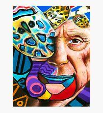 It's Me, Picasso Photographic Print