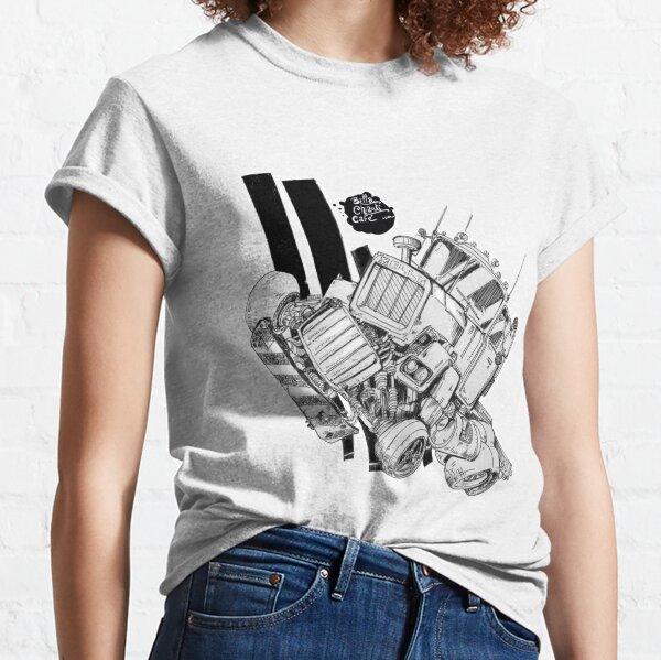Camion américain vintage T-shirt classique