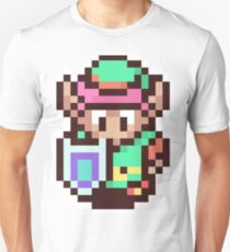 The Legend of Zelda - Link Pixel Art T-Shirt