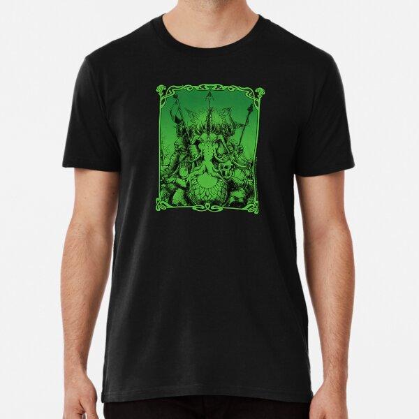 Cypress Hill Elephants On Acid Premium T-Shirt