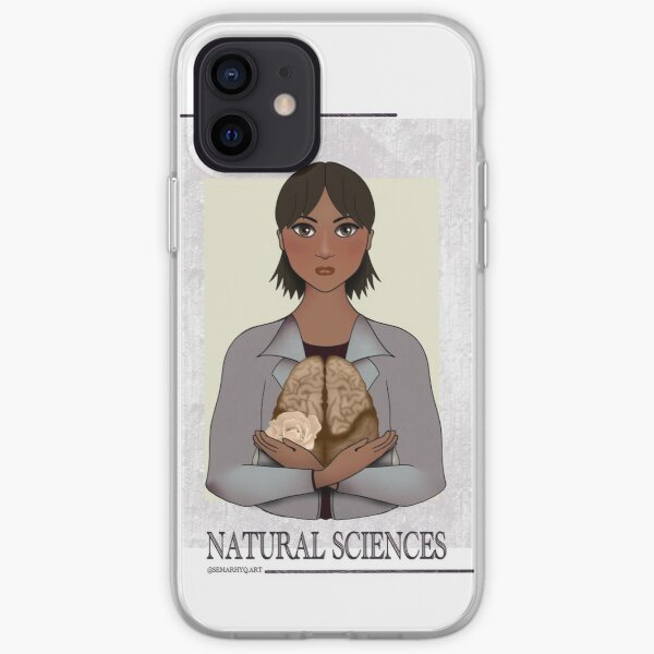 Natural Sciences iPhone Soft Case