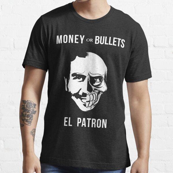 Pablo escobar, el patrón Camiseta esencial