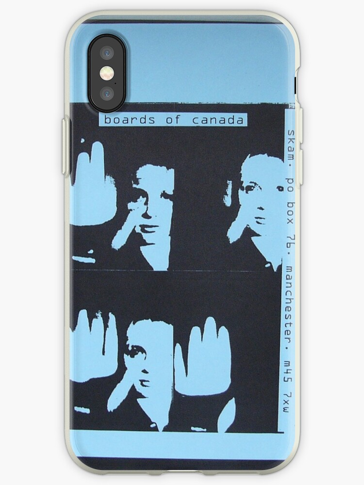 hot sale online 5693f 500b5 'boards of canada hi scores' iPhone Case by SUPERPOPSTORE