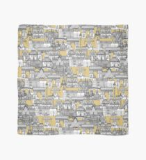 Paris toile gold Scarf