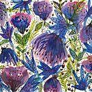 Wilde Blumen von elenor27