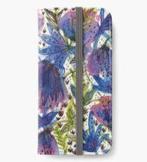 Wild Flowers  iPhone Wallet/Case/Skin