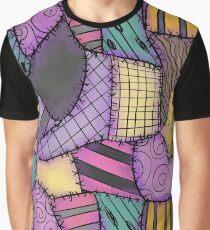 Patchwork Ragdoll Graphic T-Shirt