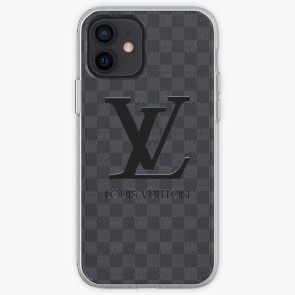 Love Grey iPhone Soft Case