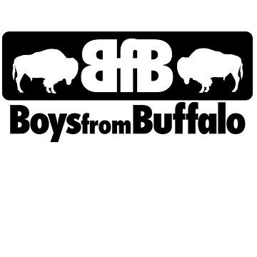 Boys From Buffalo Logo Merch by BoysFromBuffalo