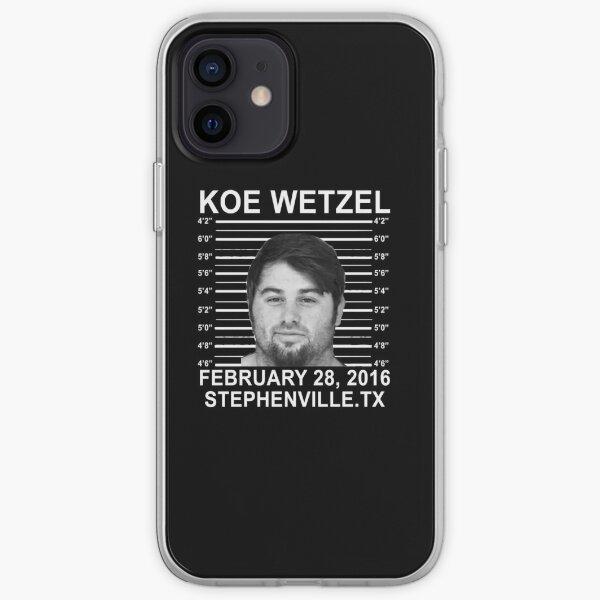 Copy of koe wetzel feb 28 2016 wasted iPhone Soft Case