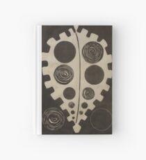 Masked spirit Hardcover Journal