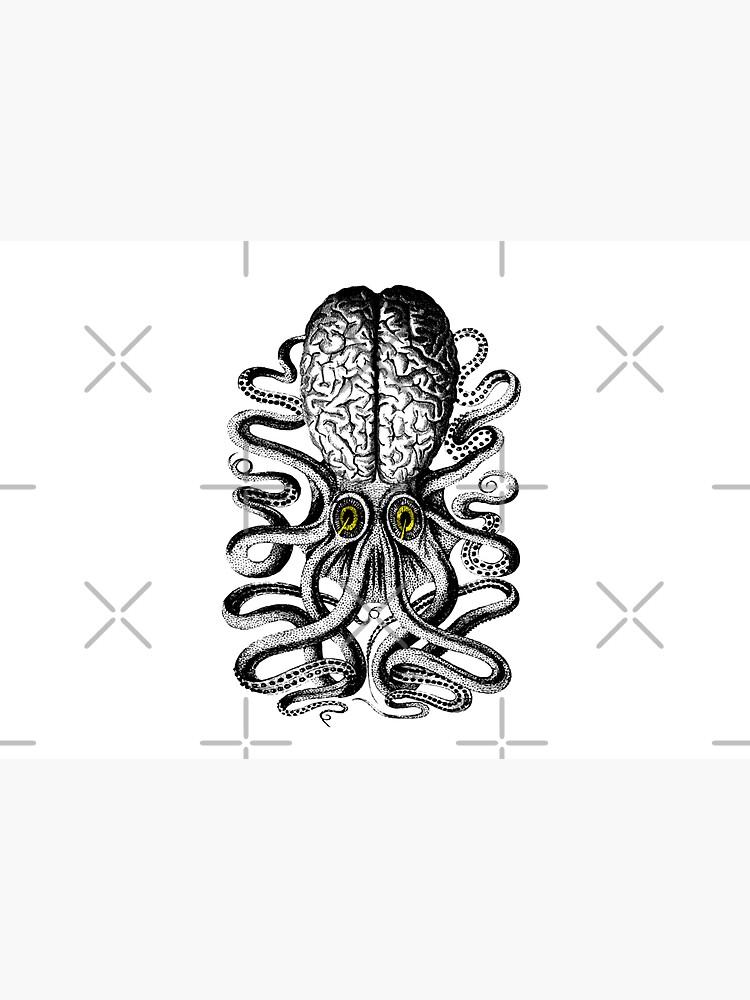 Release the Regular Brain Kraken by monsterplanet