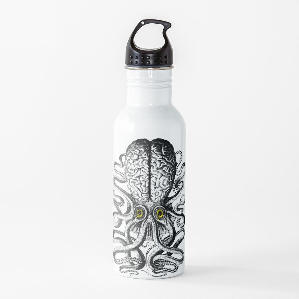 Release the Regular Brain Kraken Water Bottle