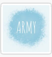 ARMY. Sticker