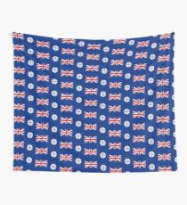 Flag of Queensland Wall Tapestry