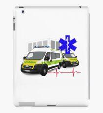 Ambulance iPad Case/Skin