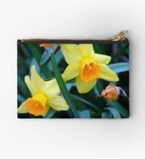 Fortune Daffodils Studio Pouch
