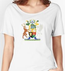 Coat of Arms of Queensland Women's Relaxed Fit T-Shirt